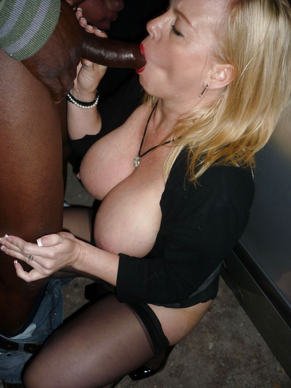Wife First Bareback Bbc